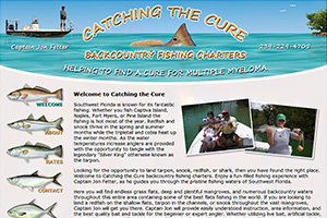 Catching The Cure Charters
